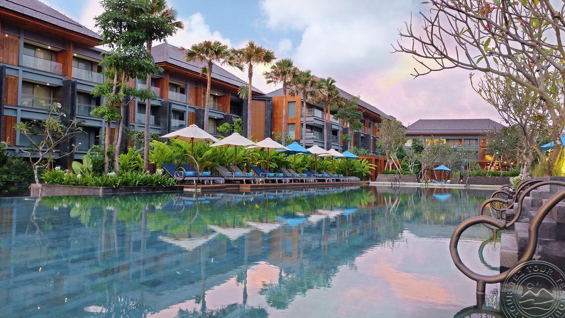 INDIGO BALI SEMINYAK BEACH HOTEL 5 * №81