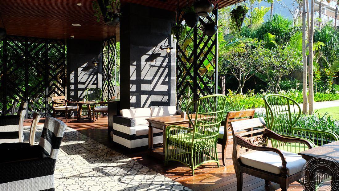 INDIGO BALI SEMINYAK BEACH HOTEL 5 * №95
