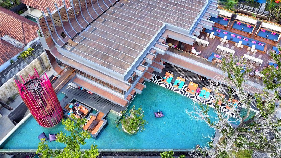 INDIGO BALI SEMINYAK BEACH HOTEL 5 * №124