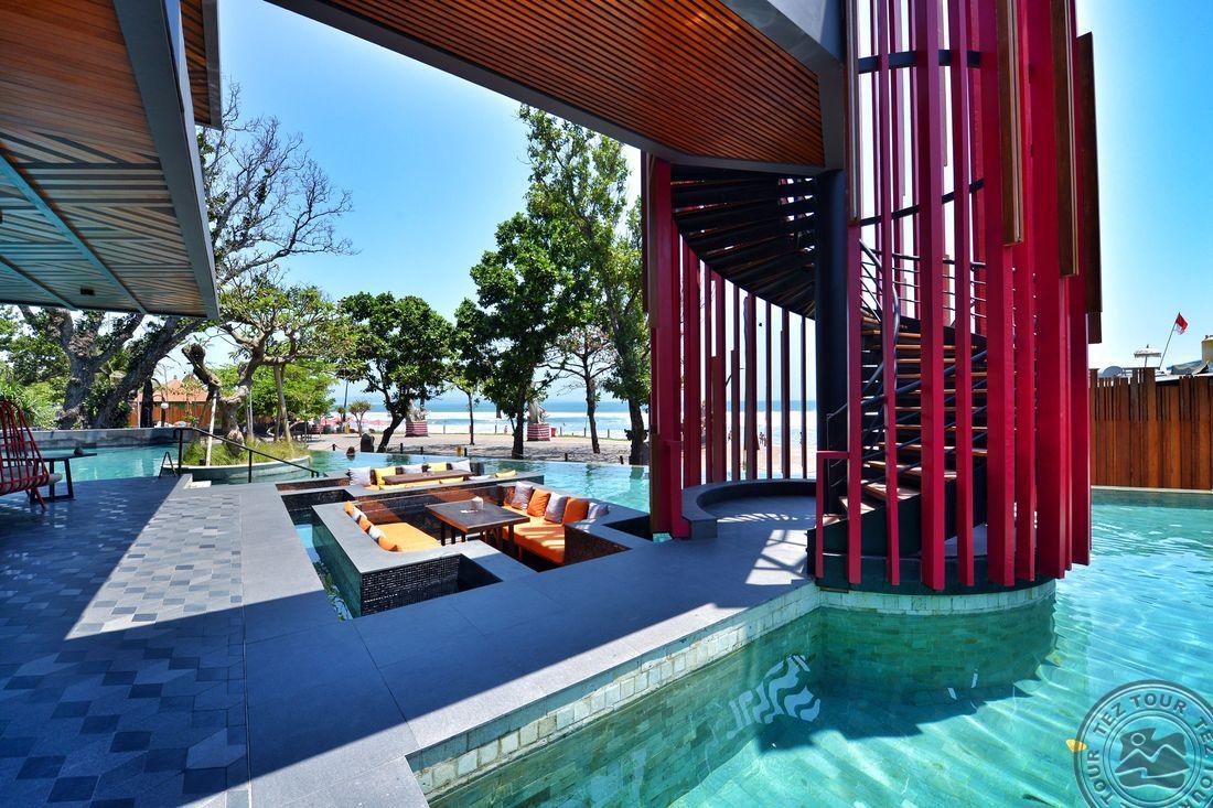 INDIGO BALI SEMINYAK BEACH HOTEL 5 * №126