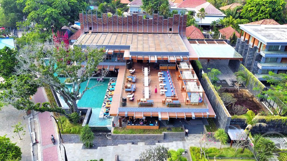 INDIGO BALI SEMINYAK BEACH HOTEL 5 * №135