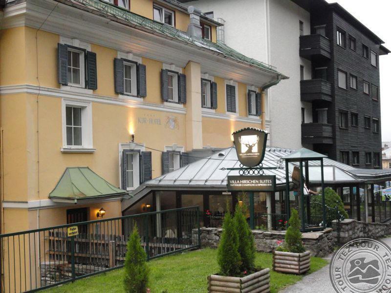 HIRSCHEN HOTEL (BAD GASTEIN) 3 *