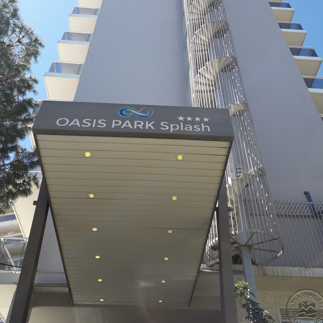 OASIS PARK SPLASH - Коста-де-Барселона - Маресме, Испания