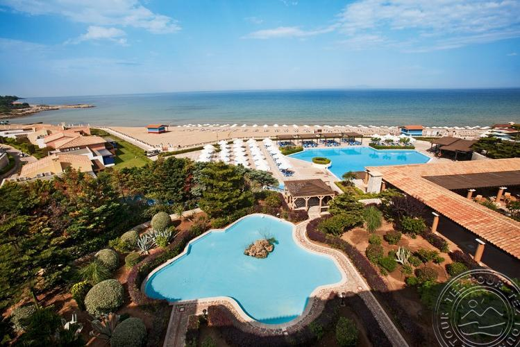 Aldemar Olympian Village Beach Resort 5 * - Peloponesa, Grieķija