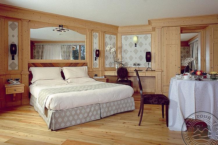 CRISTAL PALACE HOTEL (MADONNA DI CAMPIGLIO) 4* Super №7