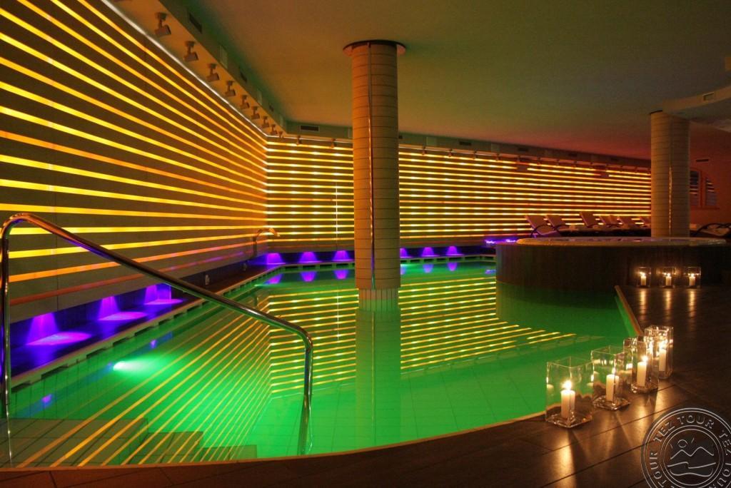 CRISTAL PALACE HOTEL (MADONNA DI CAMPIGLIO) 4* Super №10
