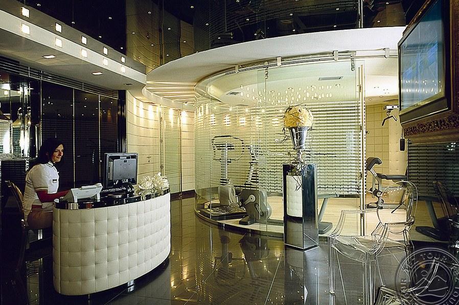 CRISTAL PALACE HOTEL (MADONNA DI CAMPIGLIO) 4* Super №13