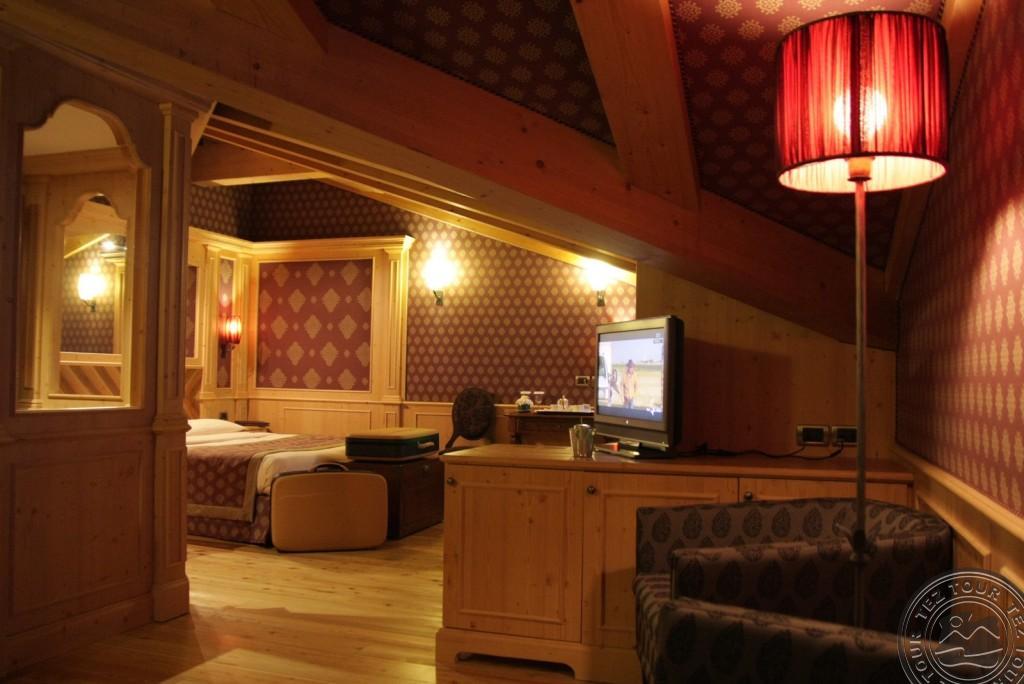 CRISTAL PALACE HOTEL (MADONNA DI CAMPIGLIO) 4* Super №14