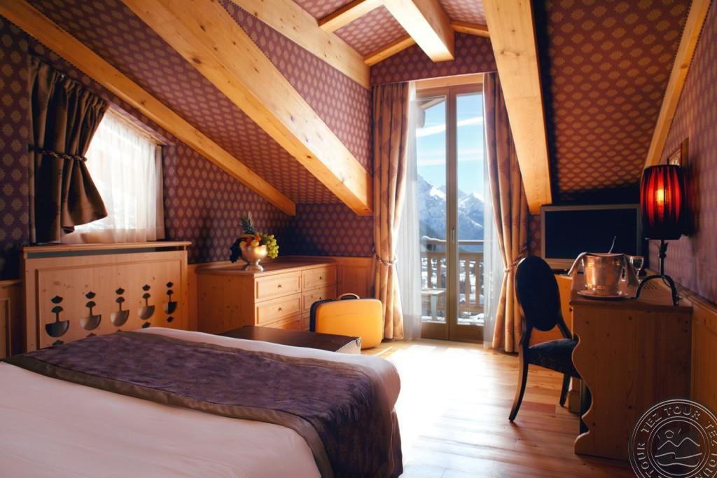 CRISTAL PALACE HOTEL (MADONNA DI CAMPIGLIO) 4* Super №21