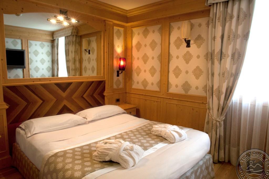 CRISTAL PALACE HOTEL (MADONNA DI CAMPIGLIO) 4* Super №2