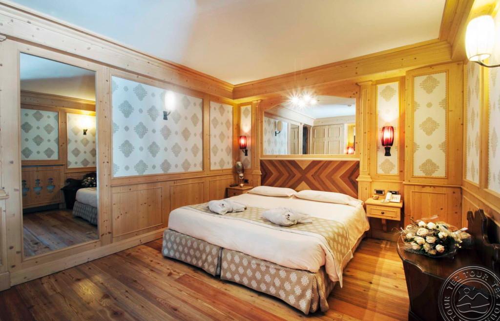 CRISTAL PALACE HOTEL (MADONNA DI CAMPIGLIO) 4* Super №28
