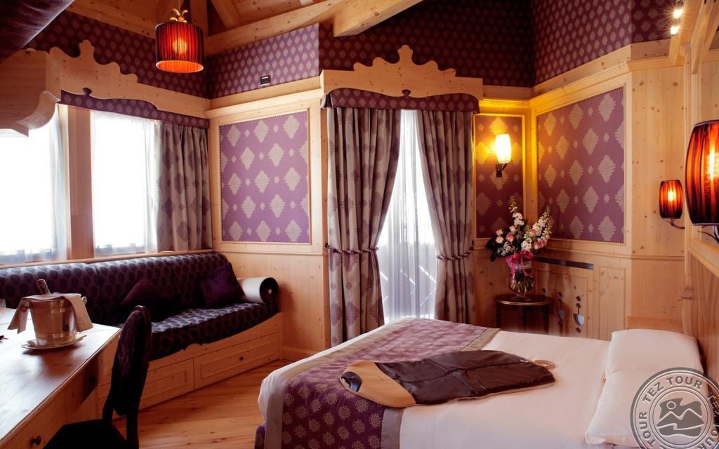 CRISTAL PALACE HOTEL (MADONNA DI CAMPIGLIO) 4* Super №17