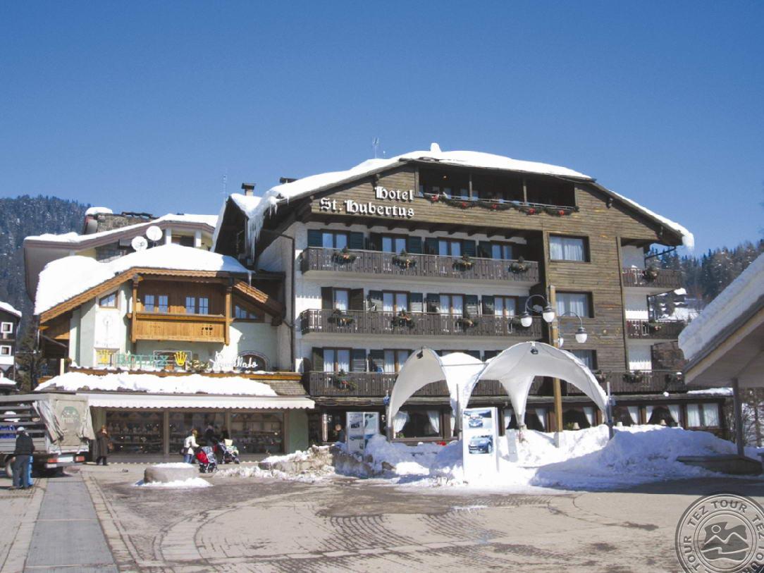 ST.HUBERTUS GARNI HOTEL (MADONNA DI CAMPIGLIO) 3 *