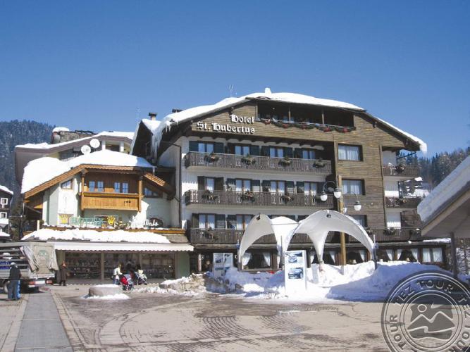 ST.HUBERTUS GARNI HOTEL (MADONNA DI CAMPIGLIO) 3 * №1