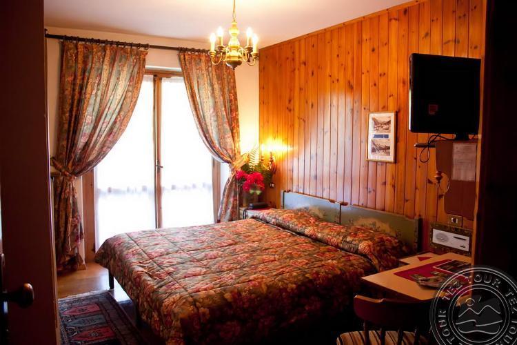 ST.HUBERTUS GARNI HOTEL (MADONNA DI CAMPIGLIO) 3 * №7