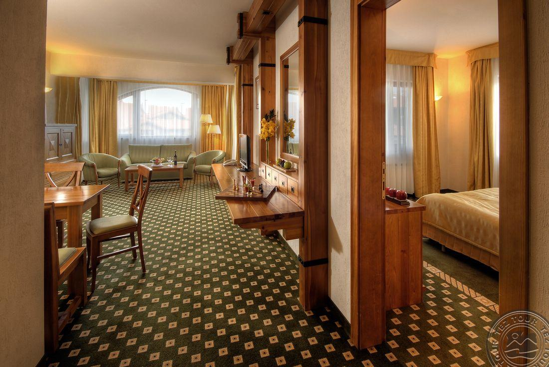 KEMPINSKI HOTEL GRAND ARENA 5 * №6