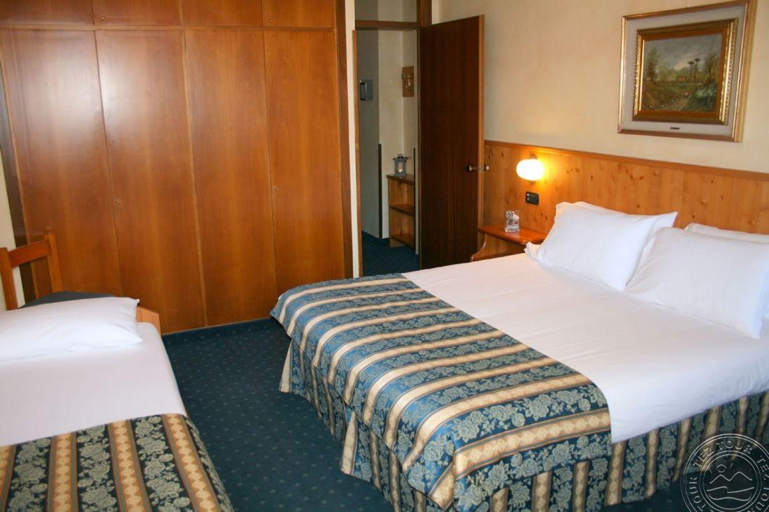 LARICE BIANCO HOTEL (BORMIO) 3 * №10