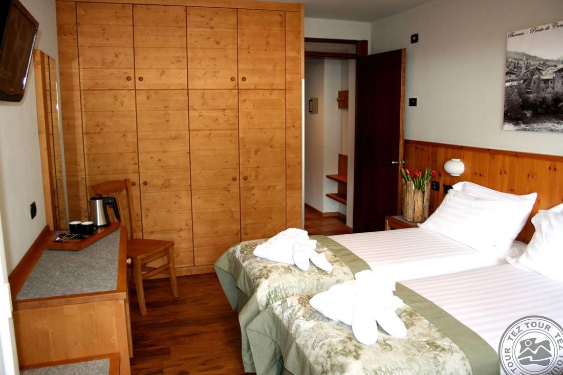 LARICE BIANCO HOTEL (BORMIO) 3 * №11