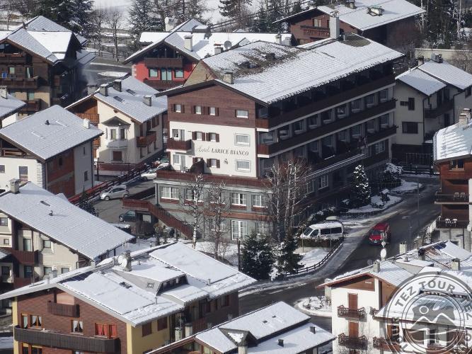 LARICE BIANCO HOTEL (BORMIO) 3 * - Italija