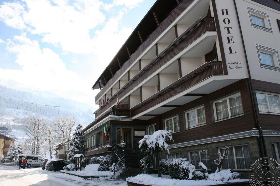 LARICE BIANCO HOTEL (BORMIO) 3 *