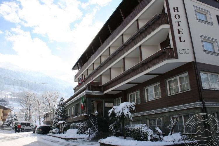 LARICE BIANCO HOTEL (BORMIO) 3 * №1