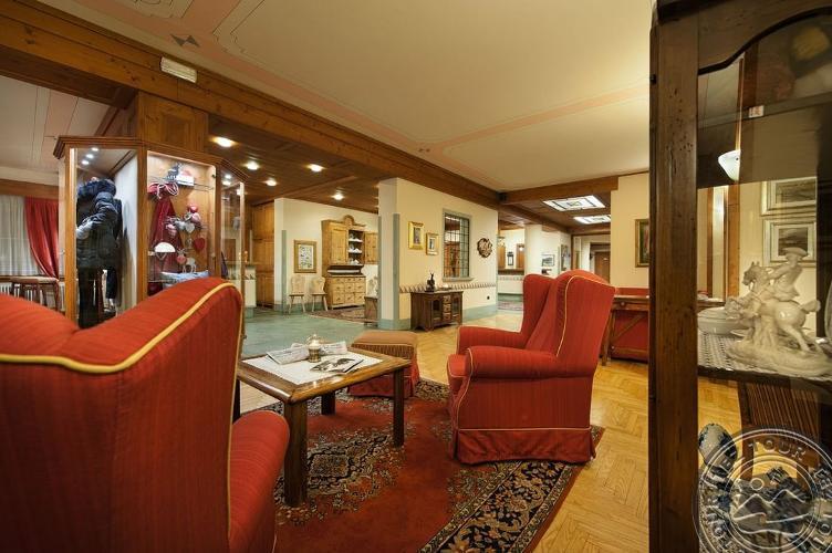 LARICE BIANCO HOTEL (BORMIO) 3 * №3