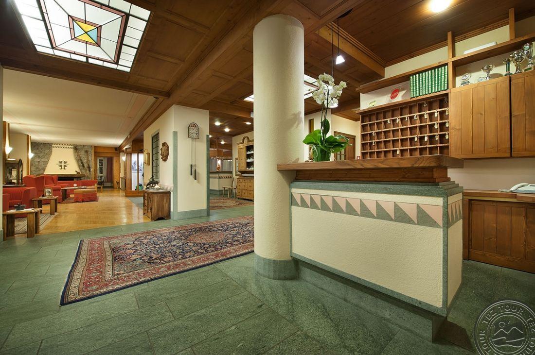 LARICE BIANCO HOTEL (BORMIO) 3 * №30