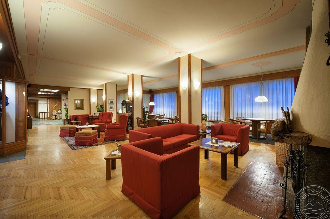 LARICE BIANCO HOTEL (BORMIO) 3 * №28