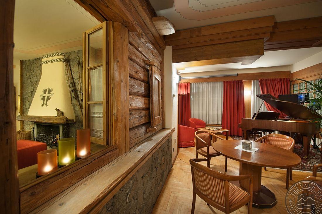 LARICE BIANCO HOTEL (BORMIO) 3 * №29