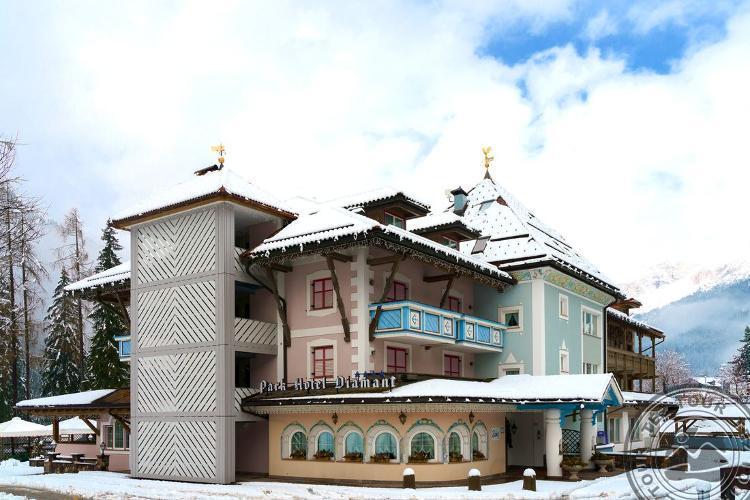 DIAMANT PARK HOTEL & CLUB (CAMPITELLO) 4* Super - Italija