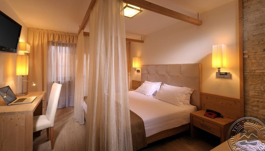 LA PERLA HOTEL (CANAZEI) 4* Super №14