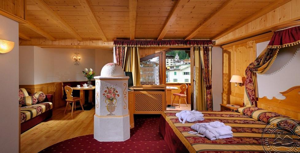LA PERLA HOTEL (CANAZEI) 4* Super №8