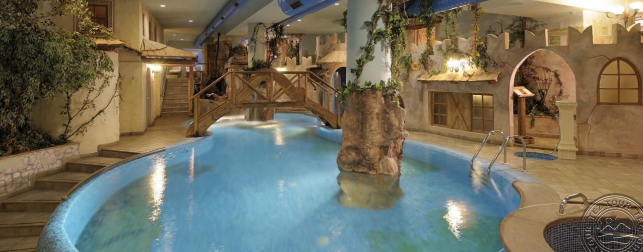 LA PERLA HOTEL (CANAZEI) 4* Super №4