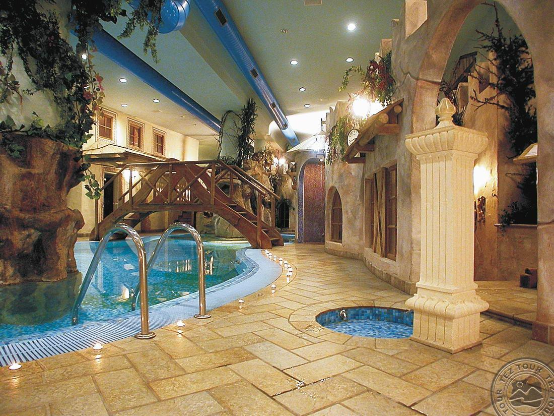 LA PERLA HOTEL (CANAZEI) 4* Super №15