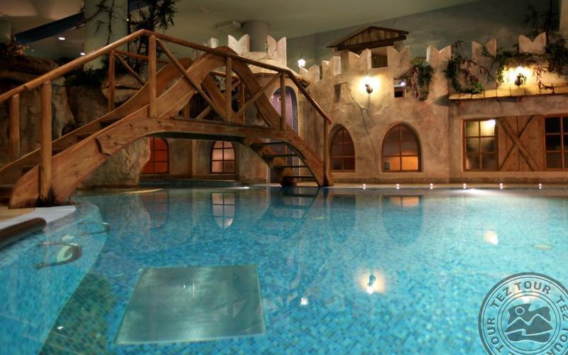 LA PERLA HOTEL (CANAZEI) 4* Super №6