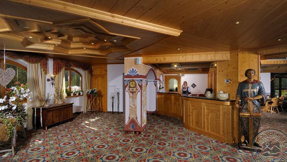 LA PERLA HOTEL (CANAZEI) 4* Super №2