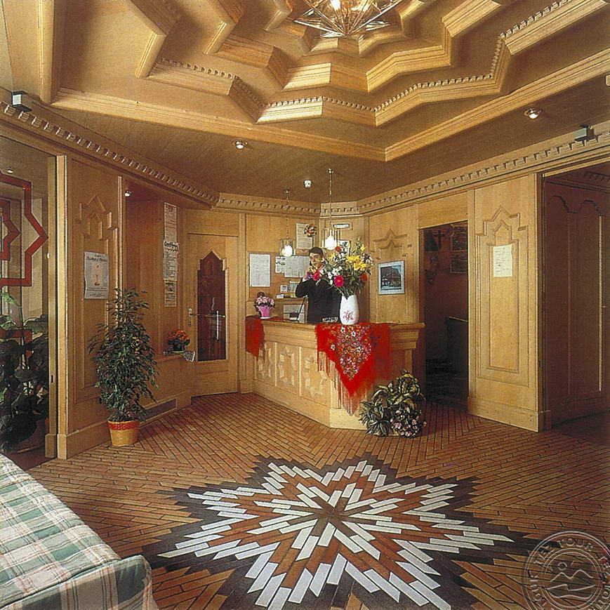 LA PERLA HOTEL (CANAZEI) 4* Super №13