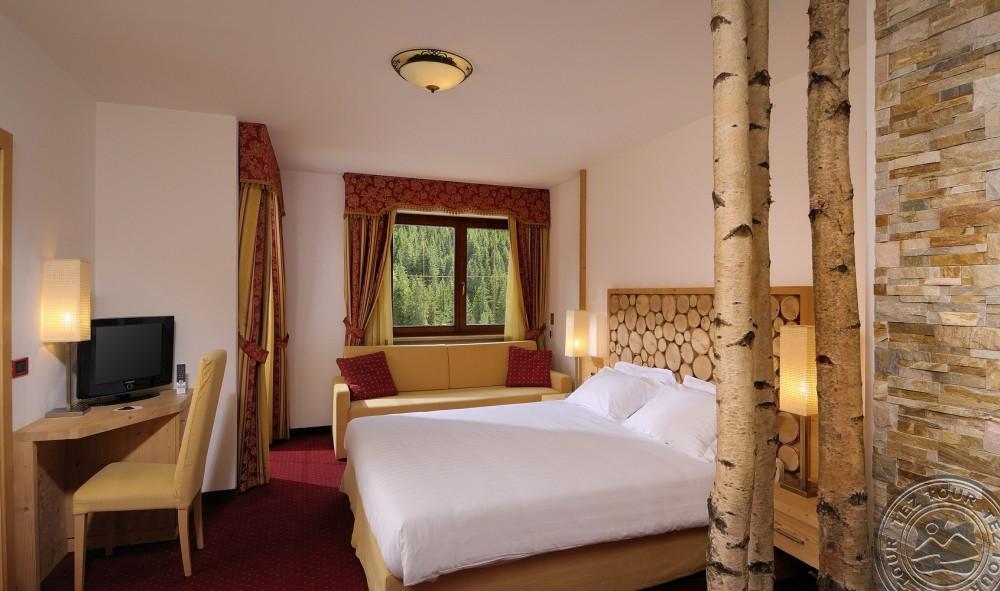 LA PERLA HOTEL (CANAZEI) 4* Super №12
