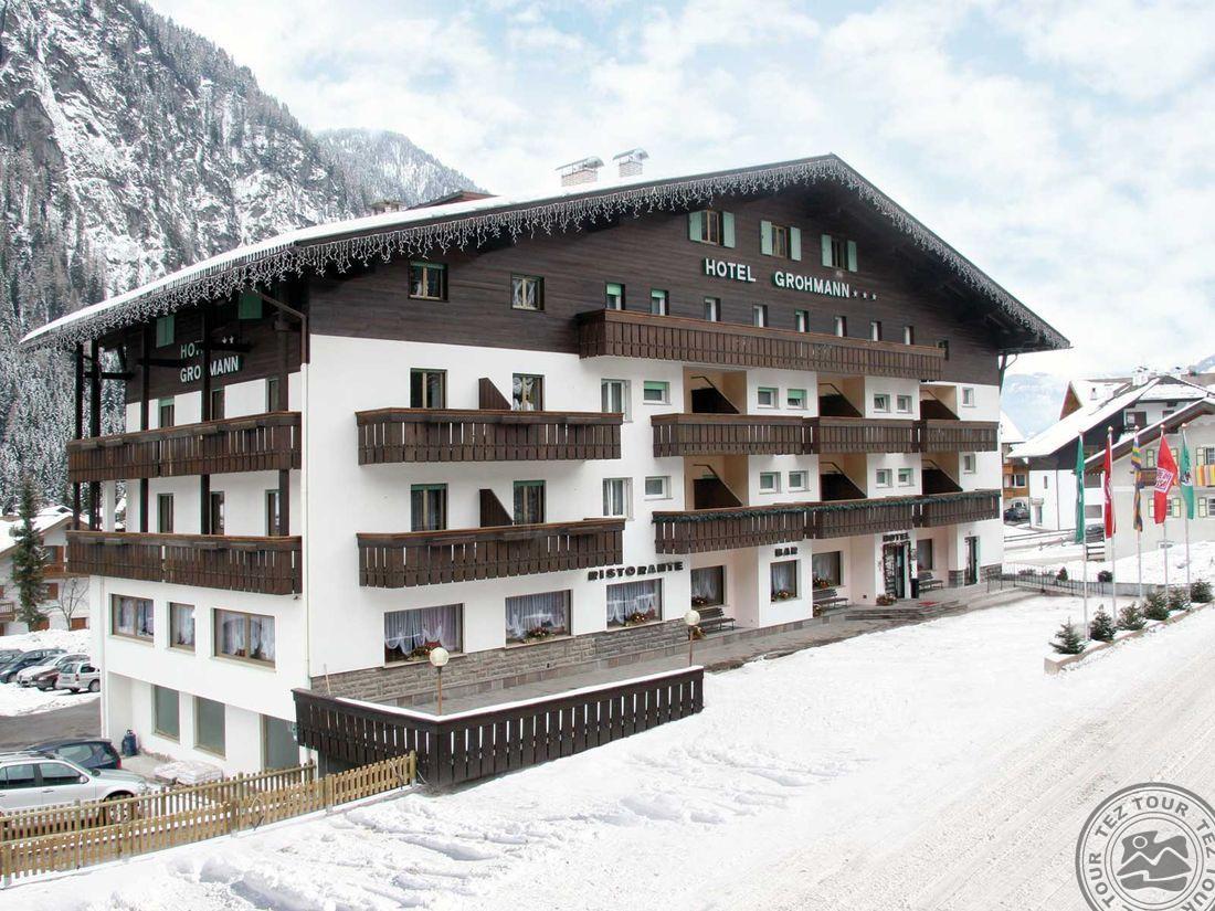 GROHMANN HOTEL & CLUB (CAMPITELLO) 3 *