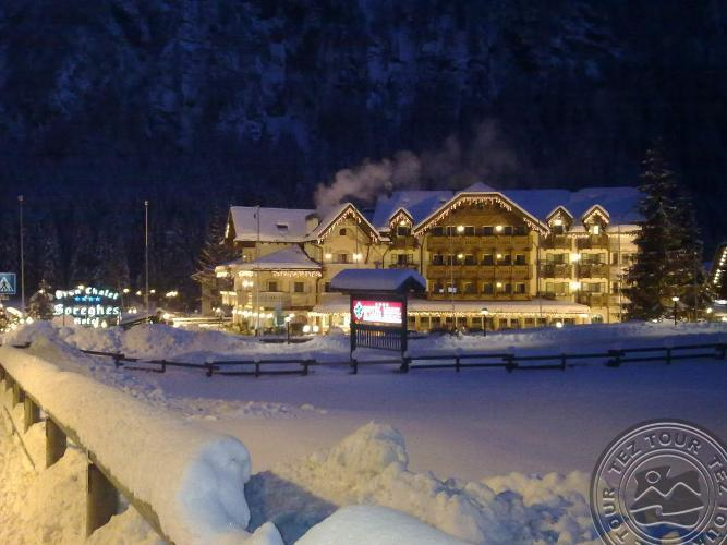 SOREGHES GRAN CHALET HOTEL & CLUB (CAMPITELLO) 4* Super №2