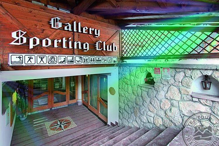 SOREGHES GRAN CHALET HOTEL & CLUB (CAMPITELLO) 4* Super №12