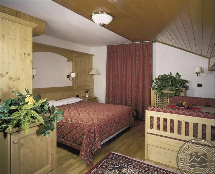 IL CAMINETTO SPORT HOTEL & CLUB (CANAZEI) 3* Super №16