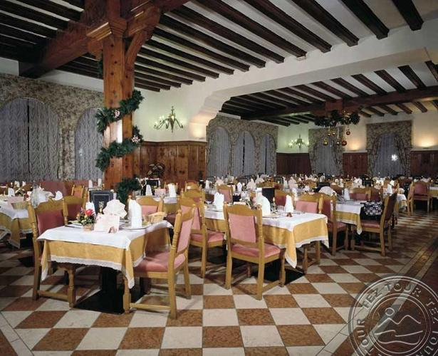 DOLOMITI SCHLOSS HOTEL & CLUB (CANAZEI) 4 * №4