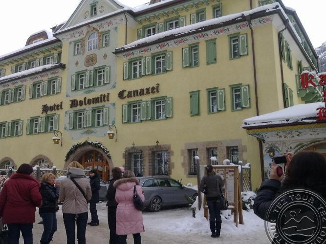 DOLOMITI SCHLOSS HOTEL & CLUB (CANAZEI) 4 * №12
