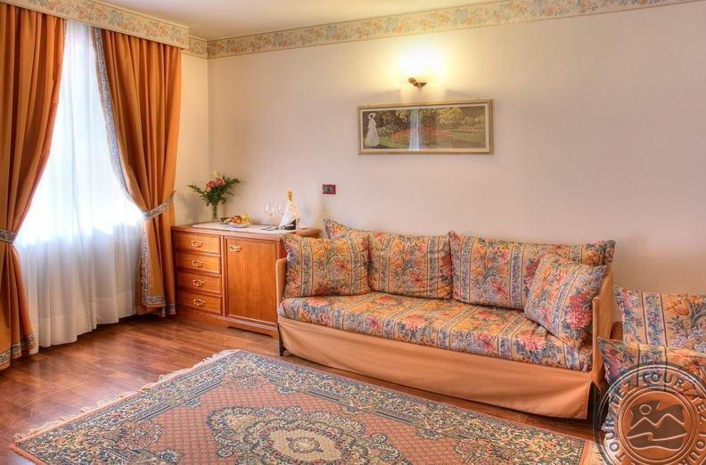 ASTORIA HOTEL (CANAZEI) 4 * №9
