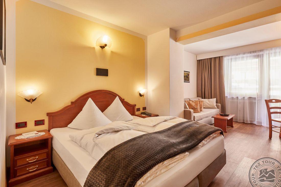 ASTORIA HOTEL (CANAZEI) 4 *