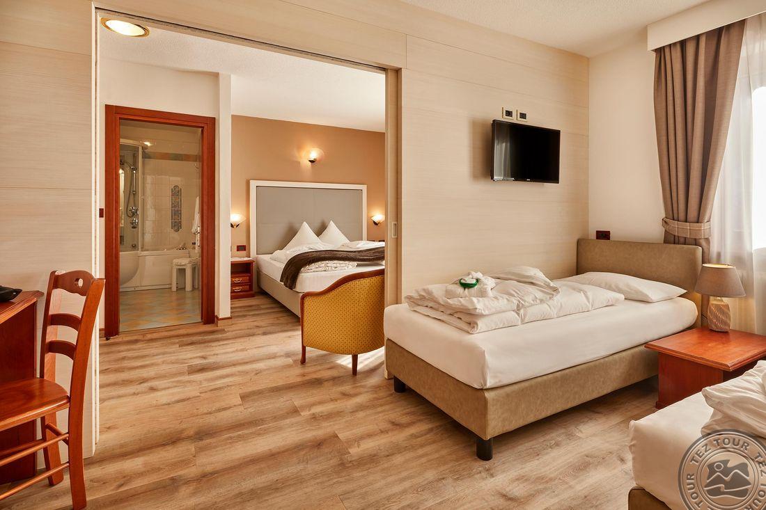 ASTORIA HOTEL (CANAZEI) 4 * №2