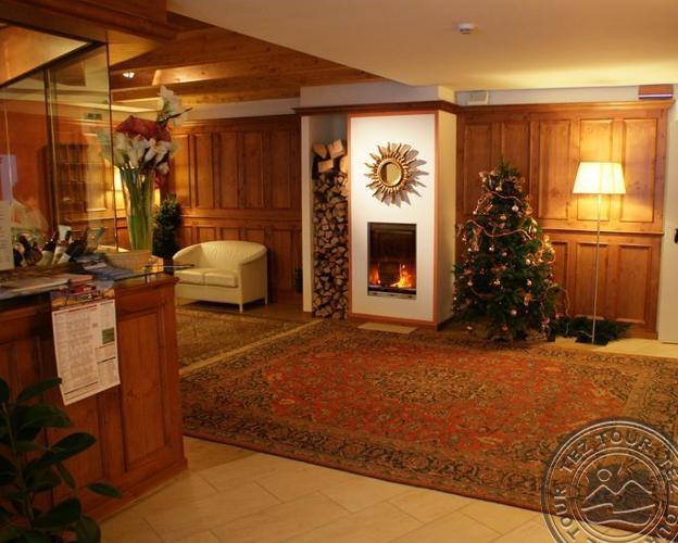 AL SOLE HOTEL RESORT & CLUBRESIDENCE (CANAZEI) 3* Super №16