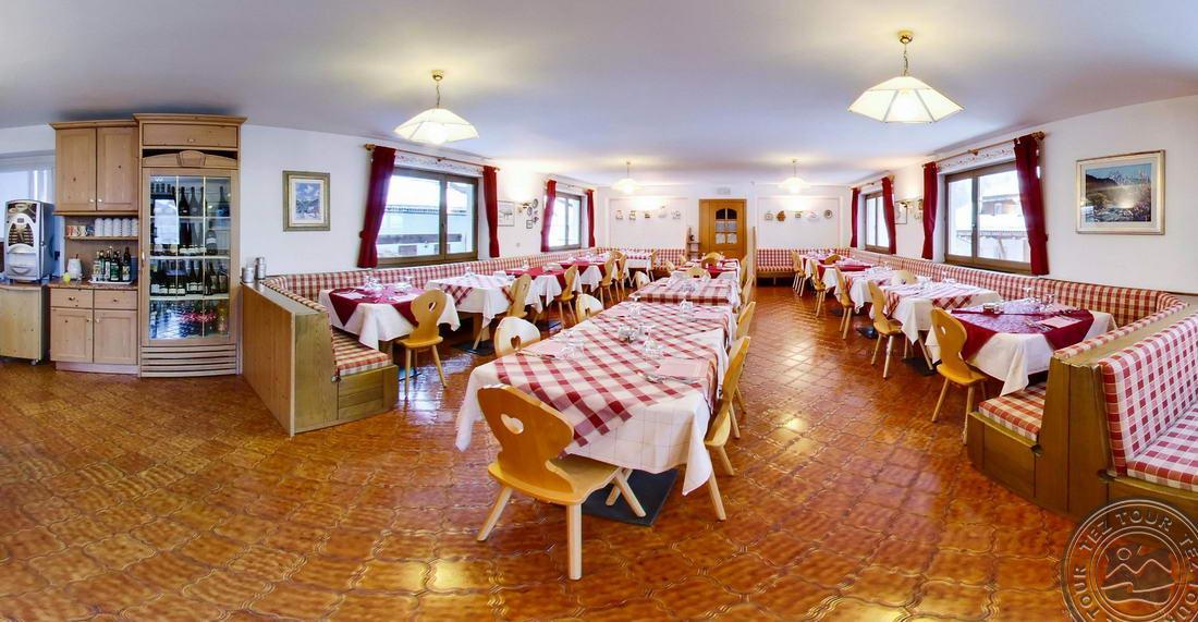 VILLA ADRIA HOTEL (ALBA DI CANAZEI) 3 * №5