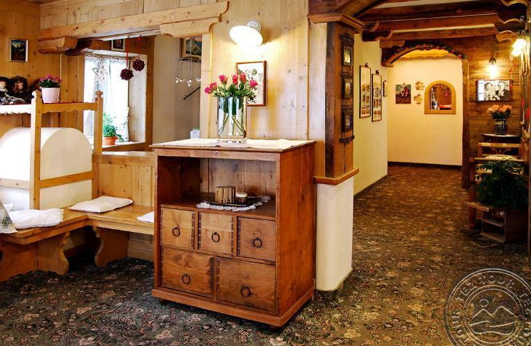 VILLA ADRIA HOTEL (ALBA DI CANAZEI) 3 * №6